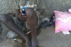 HOMELESSMAN-THREE-MILES-KINGSTON-JAMAICA